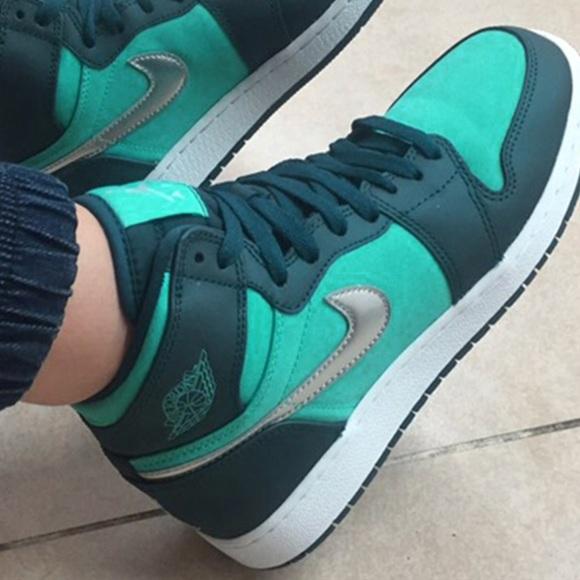 fb18d252f90 Nike Shoes | Nwob Air Jordan 1 Size 95 Mens Youth | Poshmark